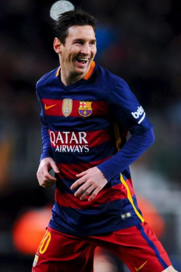 1. Lionel Messi / 120 millones de euros Foto: Getty Images