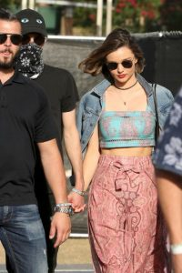 Miranda Kerr, Evan Spiegel Foto: Grosby Group