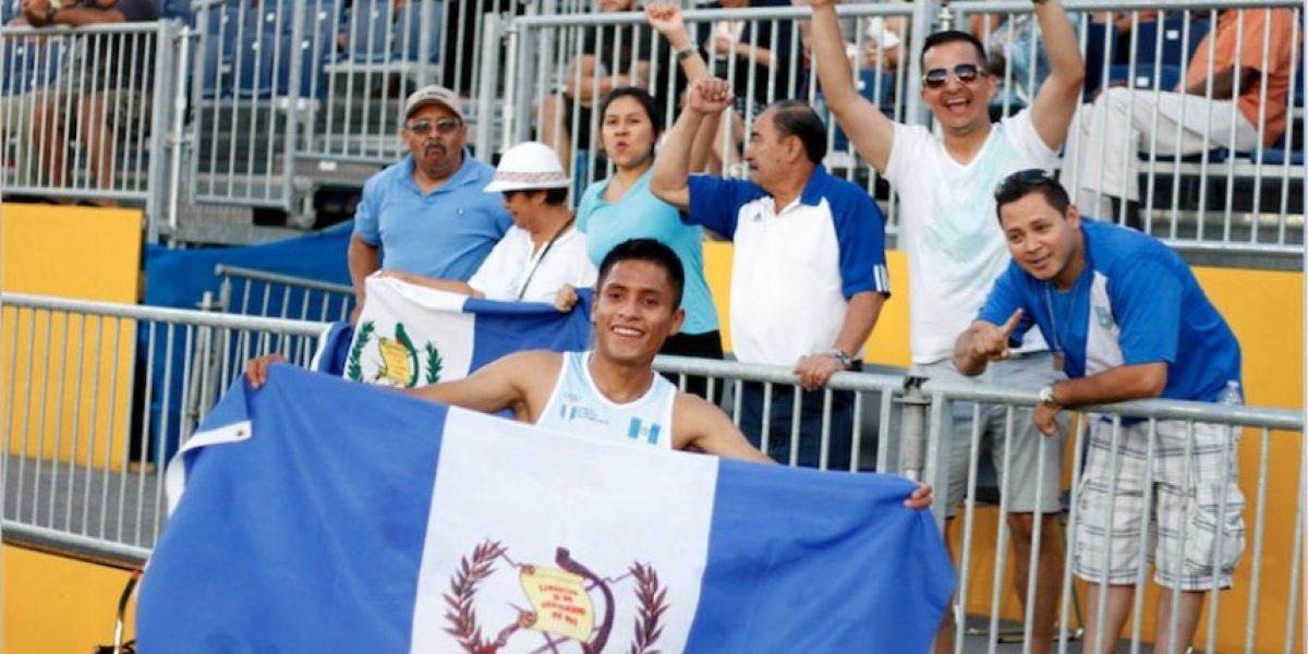Mario Pacay lidera a nivel mundial la categoría Sub-20 en la prueba de 10 mil metros