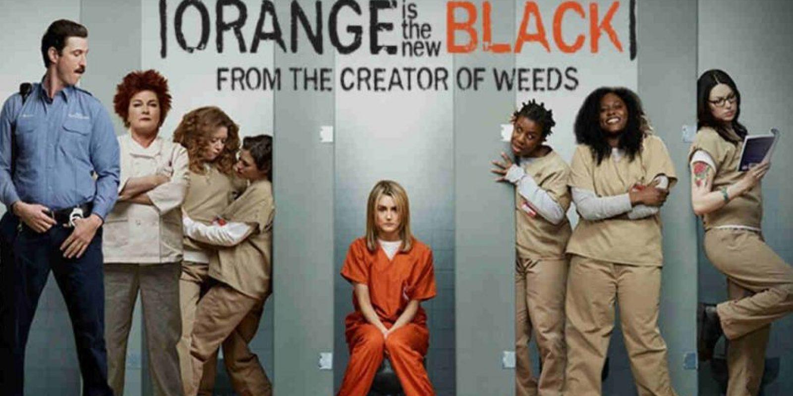 También produce sus propias series, muchas de las cuales han sido un gran éxito. Foto:Netflix