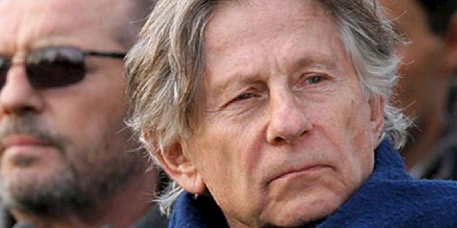 Roman Polanski: El famoso director tuvo que huir de Estados Unidos por drogar y violar a Samantha Geimer, quien tenía 13 años en 1977. Foto:vía Getty Images