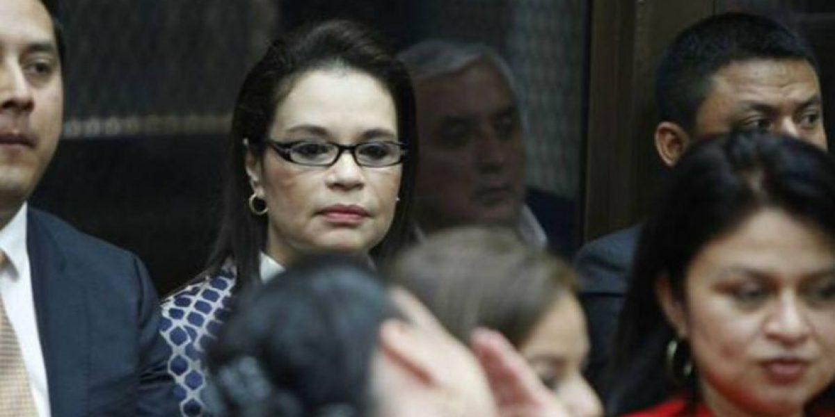 Expresidente Otto Pérez y ex vicepresidenta Roxana Baldetti se vuelven a encontrar
