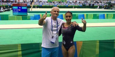 Ana Sofía Gómez se clasifica a los Juegos Olímpicos de Rio 2016