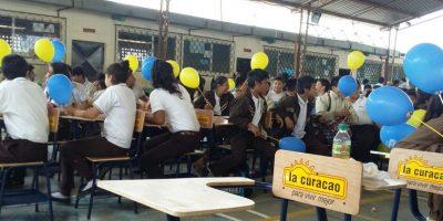 La Curacao dona 5 mil escritorios a diferentes escuelas del país
