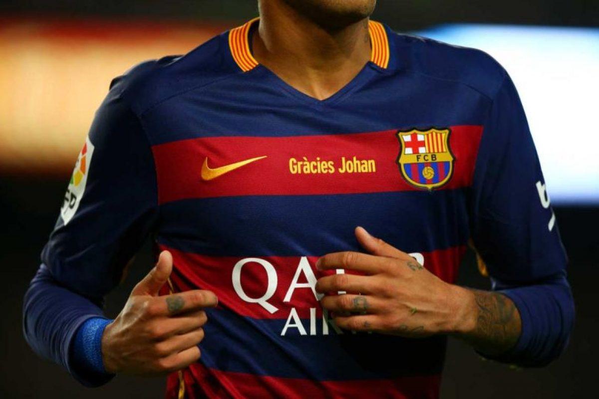 Julio Alberto Moreno Casas fue un futbolista español que militó en el Barcelona. Foto:Getty Images