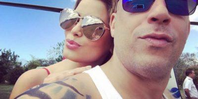 Ariadna Gutiérrez y Vin Diesel comparten fotos íntimas