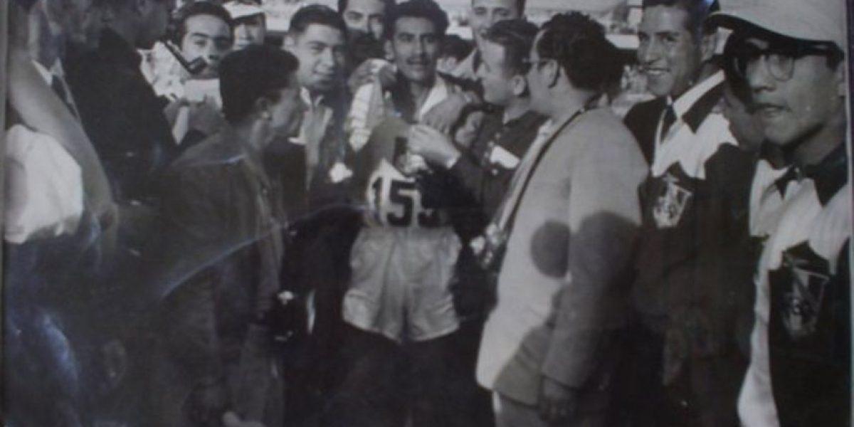Doroteo Guamuch Flores alcanzó la gloria hace 64 años en el maratón de Boston
