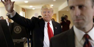 Cruz va detrás de Trump, mientras que Kasich tiene la tercera posición del grupo. Foto:AP