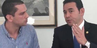 Una curiosa respuesta de Morales a una pregunta sobre Donald Trump