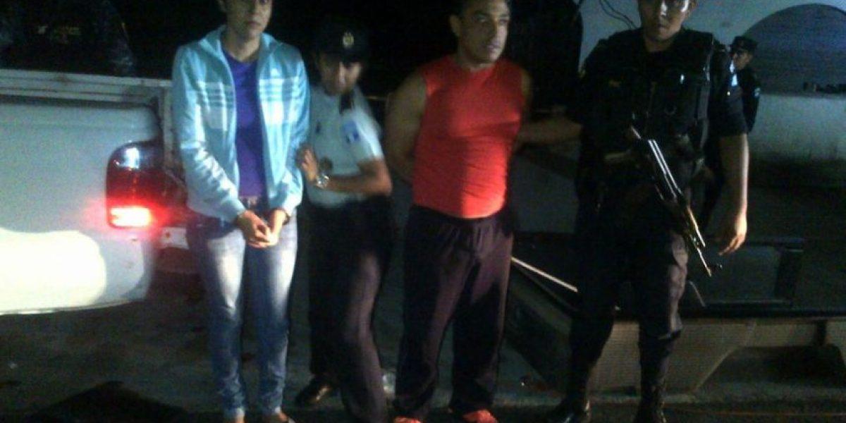 Pareja que llevaba cocaína es capturada en Santa Rosa