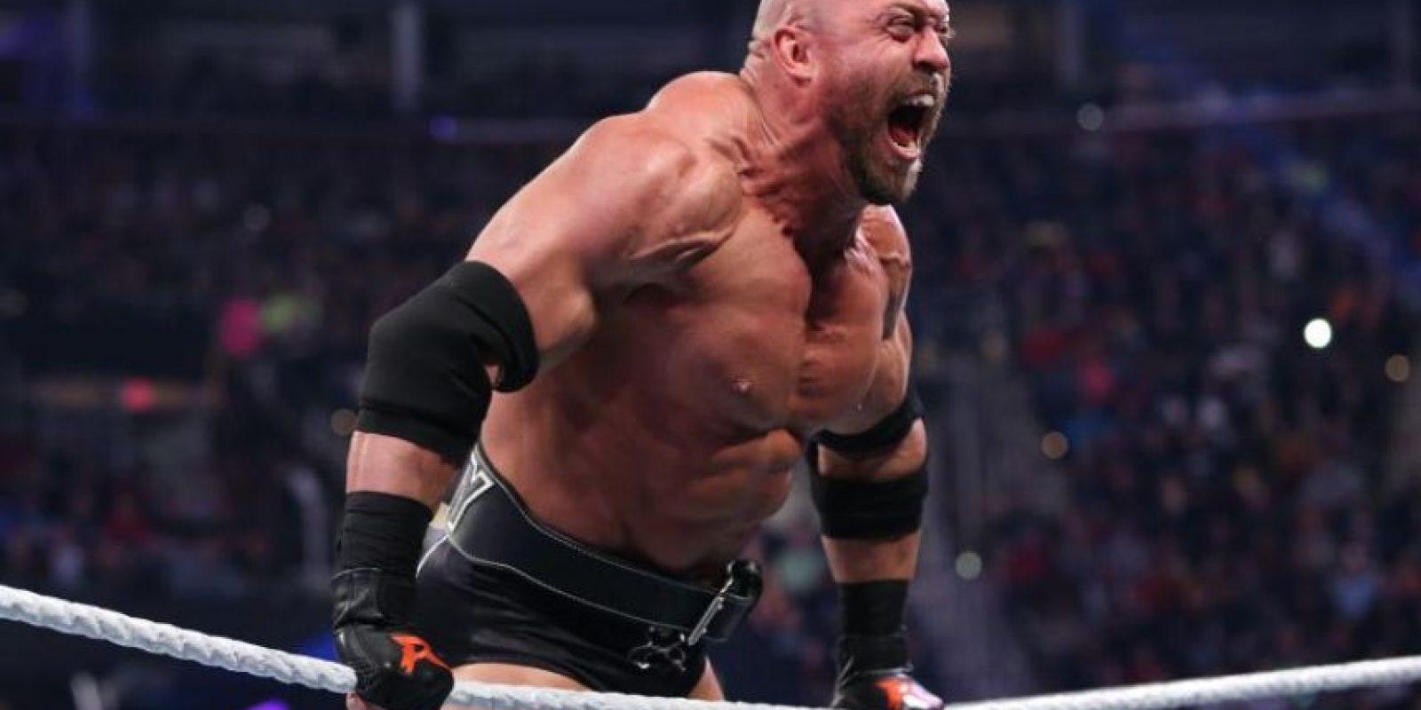 Forma parte de WWE desde 2008 Foto:WWE