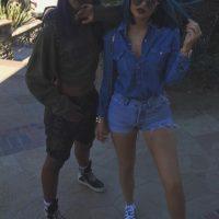 Y shorts. Foto:vía Instagram