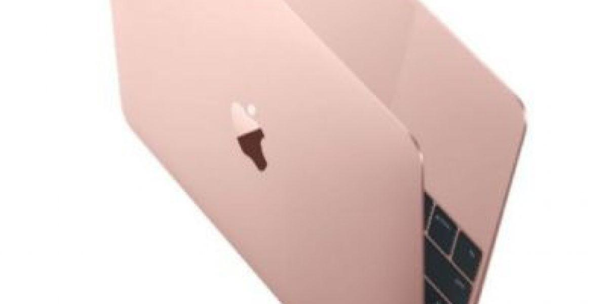 Por fin: La MacBook de Apple ya está disponible en rosa