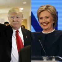 Los precandidatos estadounidenses. Foto:AP/