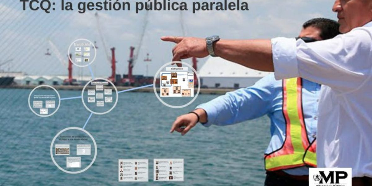 La Cámara de Comercio de Guatemala pide solucionar usufructo en la Portuaria por el caso #TCQ