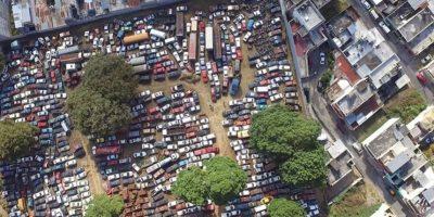 Neto Bran publica listas de vehículos a subastar del predio municipal