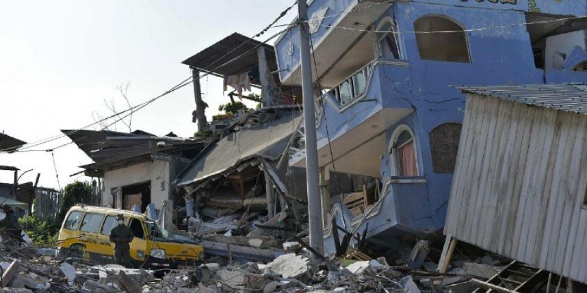 Nuevo sismo de magnitud 6,1 en la costa de Ecuador