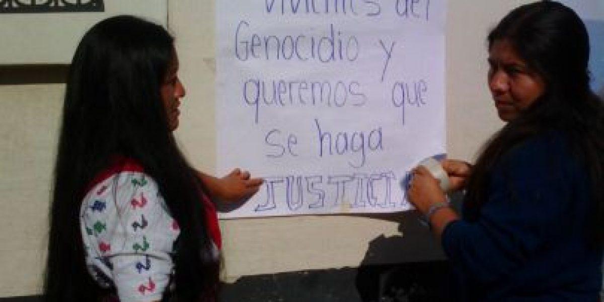 Segundo día de juicio por genocidio se realiza en Nebaj