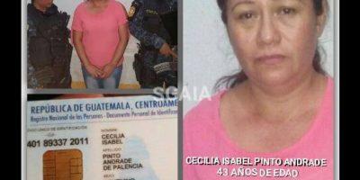 Capturan a mujer que es solicitada en extradición por narcotráfico