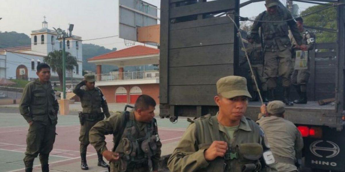 Ejército suspende inauguración de destacamento en San Pedro Ayampuc