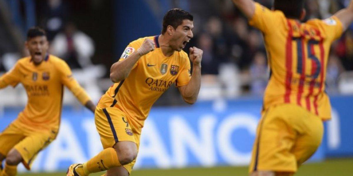 Resultado del partido Deportivo La Coruña vs Barcelona, por la Liga Española 2015-2016