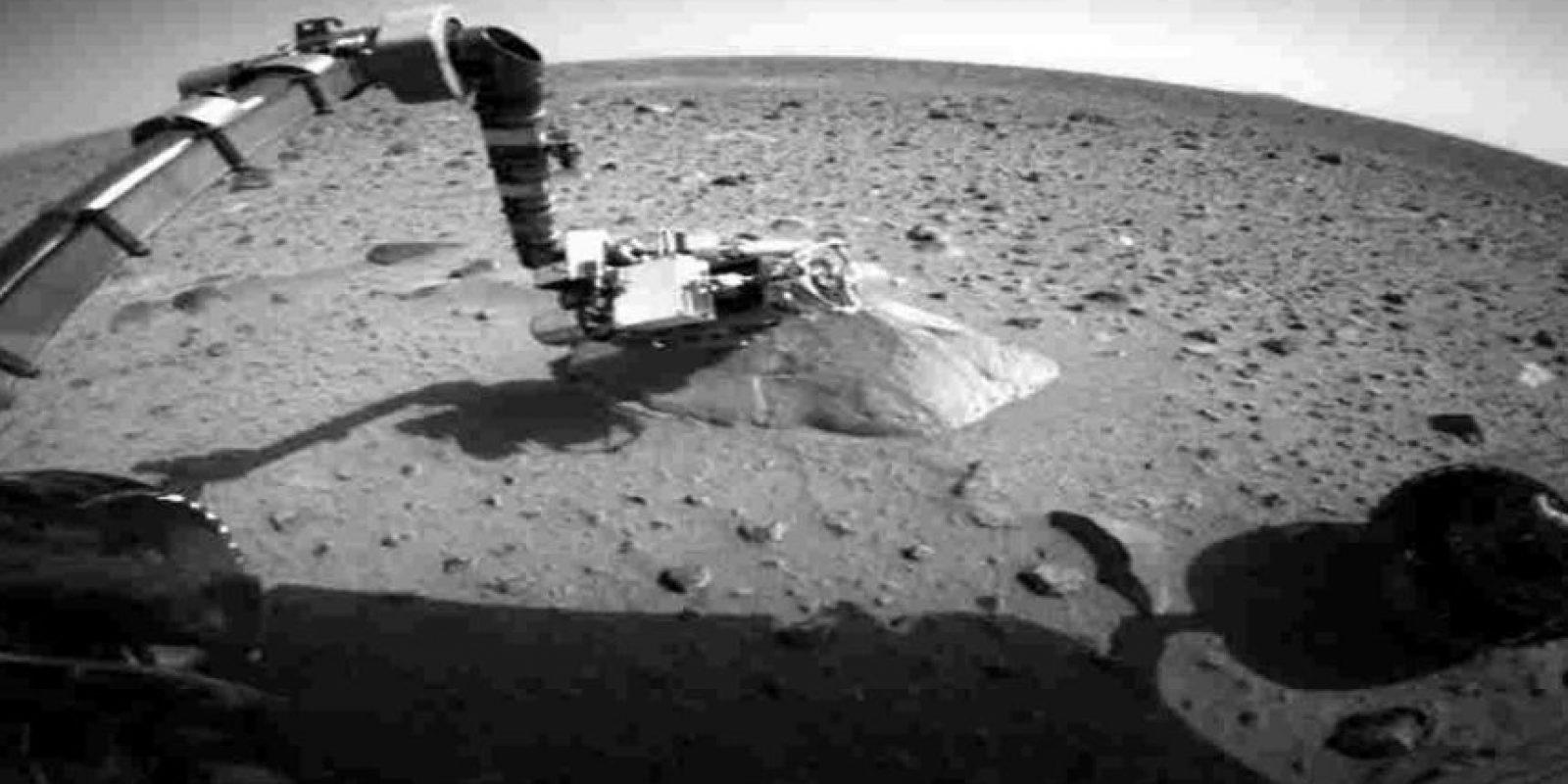 La NASA estudia la posibilidad de poner a hibernar a los astronautas durante un supuesto viaje a Marte. Foto:Getty Images