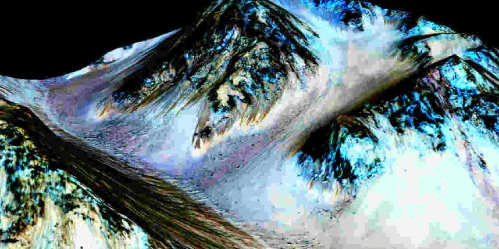 Otro impedimento es que Marte tiene un ambiente hostil para los seres humanos. Foto:Getty Images