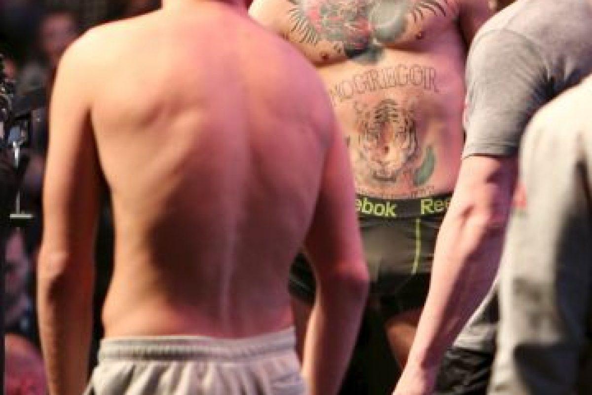 Marcha invicto en la UFC Foto:Getty Images