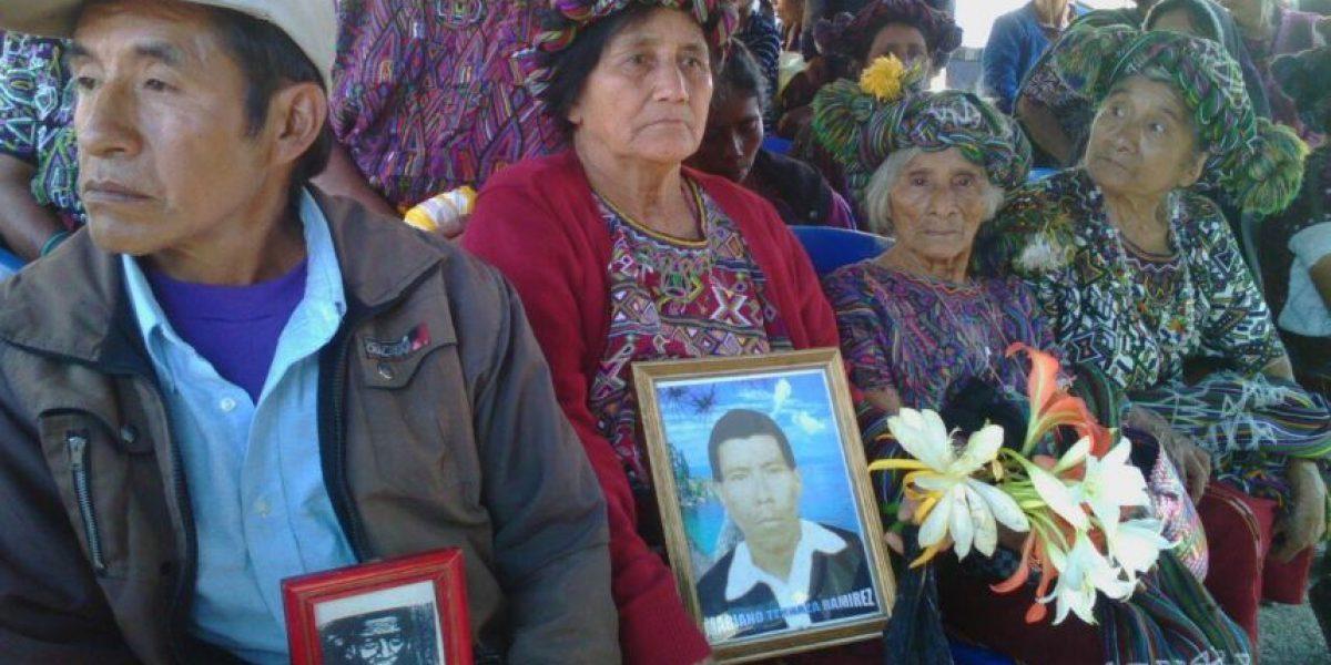 Completan la declaración 12 ancianos en juicio por genocidio