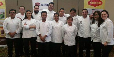 Nueva generación de chefs guatemaltecos recibirá capacitación