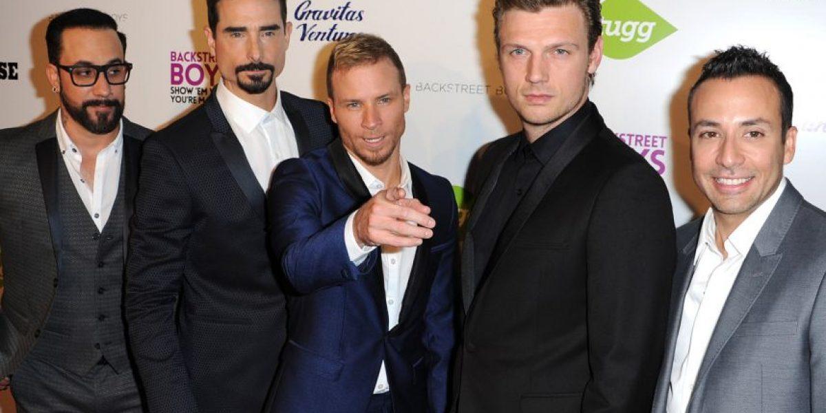 Los Backstreet Boys cumplen 23 años de carrera