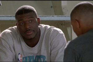 Larry Johnson jugó con New York Knicks y Charlotte Hornets Foto: Twitter