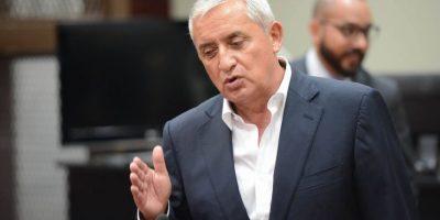 Pérez Molina dice que hay otros 22 usufructos otorgados como TCQ