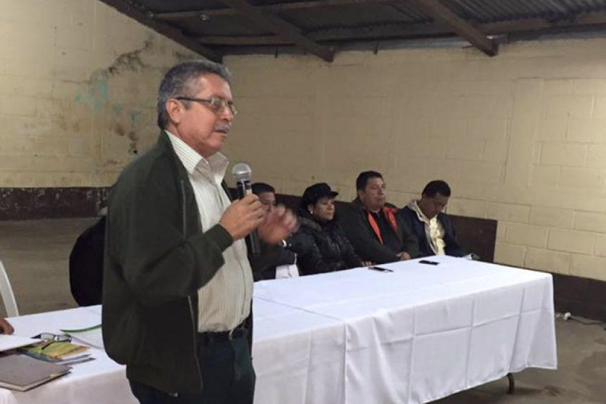 Foto:Municipalidad de San Lucas Sacatepéquez