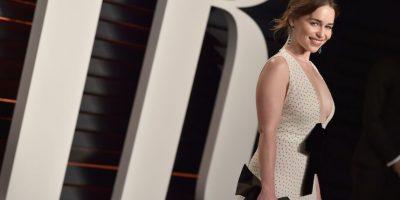 """Emilia Clarke: """"Me gustaría ver qué tan lejos llega 'Game Of Thrones'"""""""