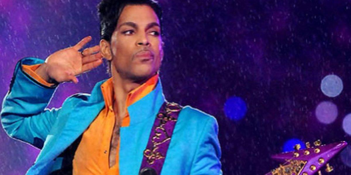 Prince muere a los 57 años