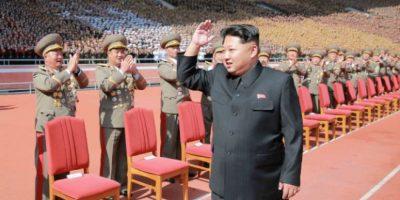 Kim Jong Un. Jefe de estado de Corea del Norte. Foto:AP