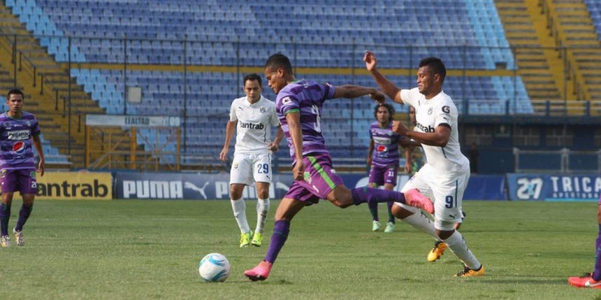 Resultado del partido Comunicaciones vs. Antigua, Torneo Clausura 2016