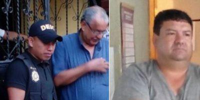 Capturan al exalcalde y al extesorero de municipalidad de San Agustín Acasaguastlán