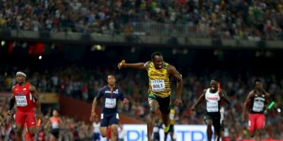 6. Usain Bolt (Velocista) Foto: Getty Images