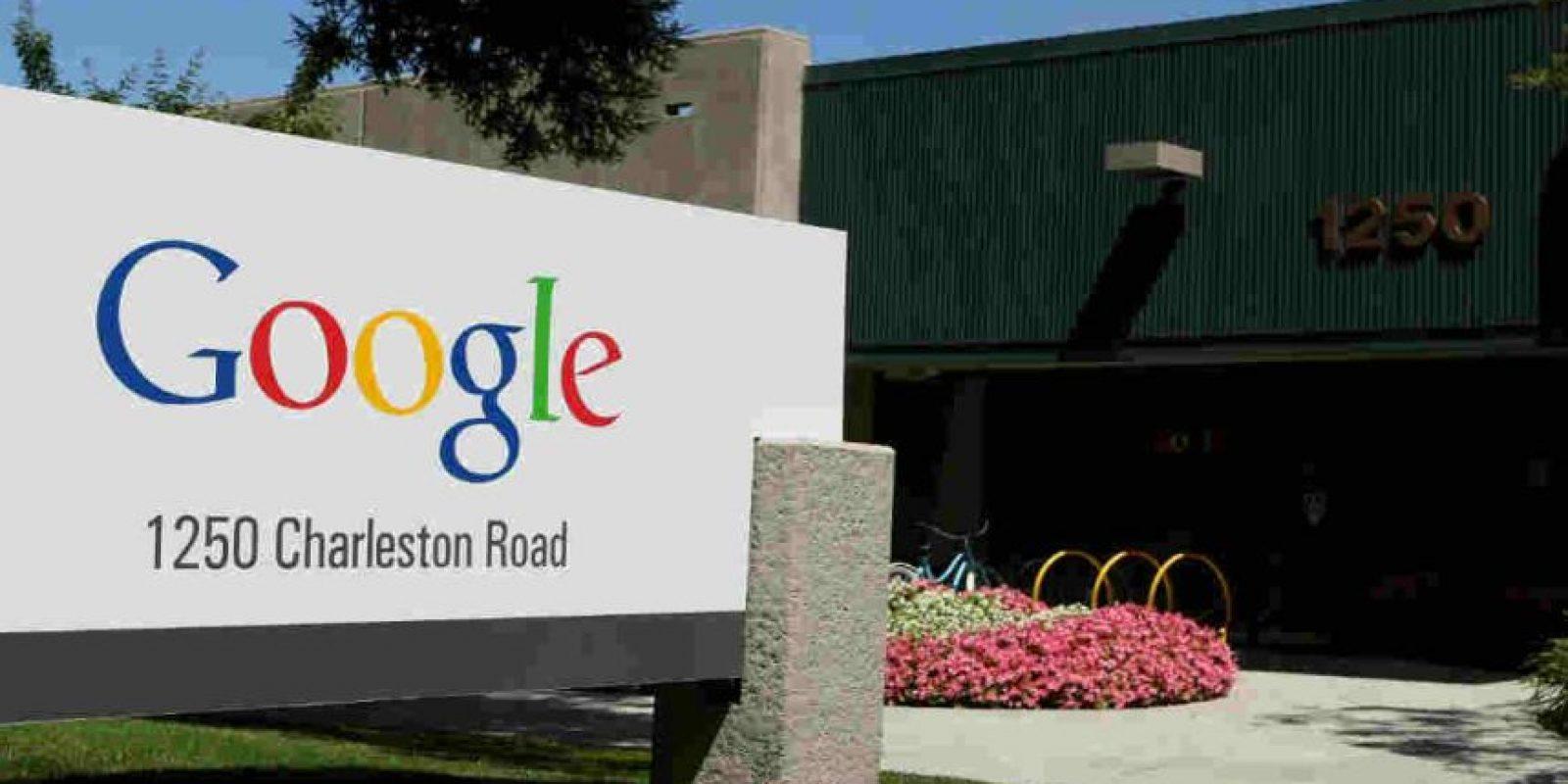 En las oficinas de Google existe un restaurante con cuadros que han pintado los mismos empleados. Foto:Getty Images