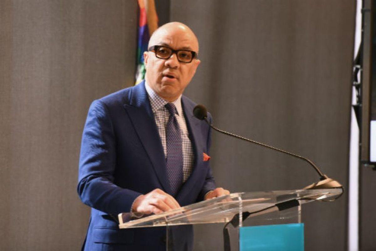 Darren Walker. Ejecutivo que sirve como presidente de la Fundación Ford. Foto:Getty Images
