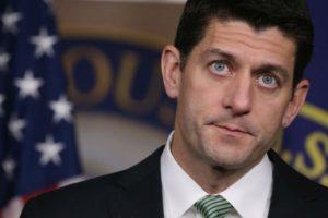 Paul Ryan. Presidente de la Cámara de Representantes de los Estados Unidos. Foto:Getty Images