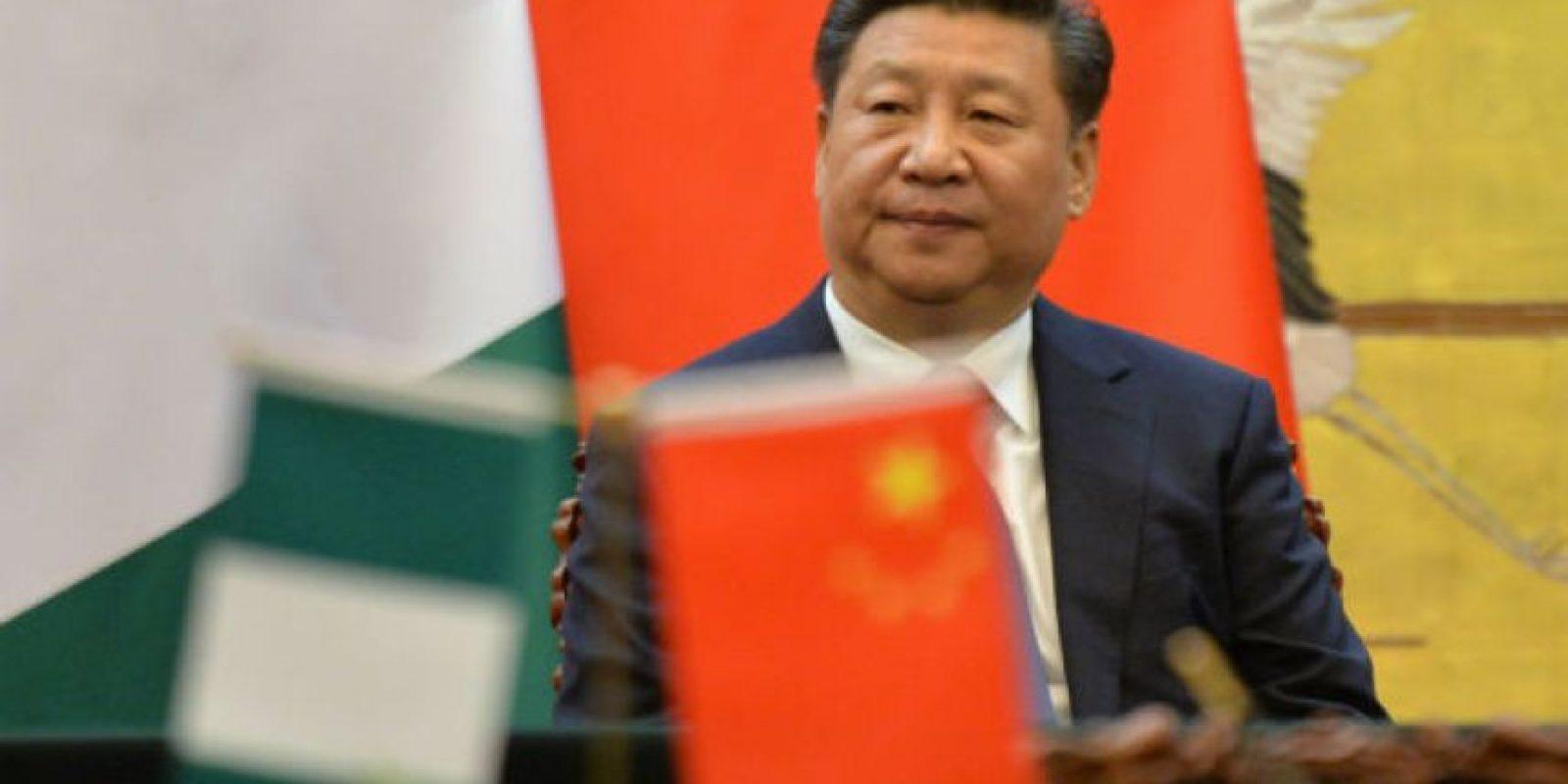 Xi Jinping. Presidente de la República Popular China. Foto:Getty Images