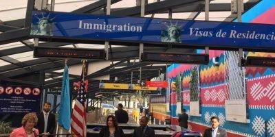 Mejoran el área de espera en sección consular de la Embajada de Estados Unidos