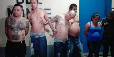 Capturan a cinco pandilleros por asesinar a un hombre en Boca del Monte