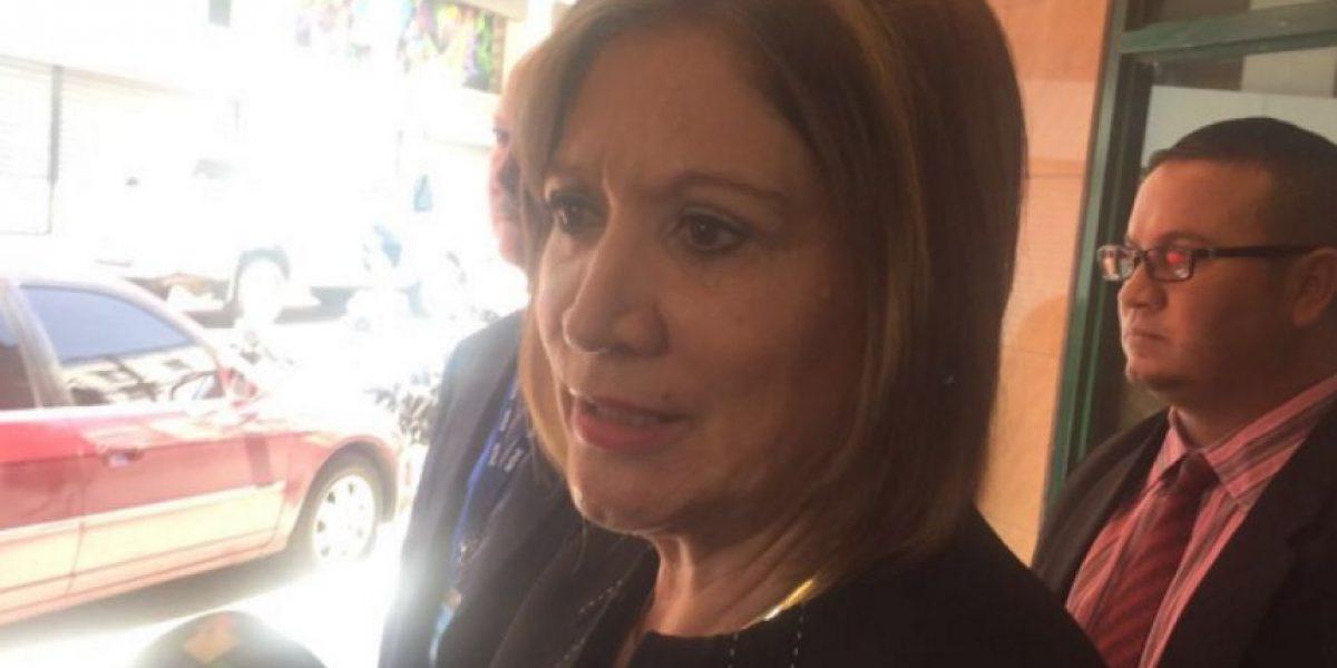 PGN denunciará a ministros del gabinete de Pérez Molina por el caso TCQ