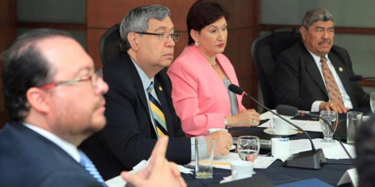 Alianza Nacional por la Transparencia realiza reunión