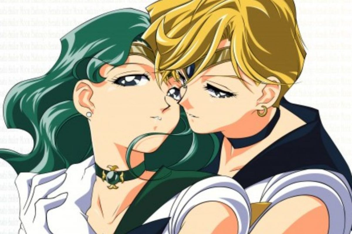 La temporada de Sailor Moon Super S se iba a tratar originalmente de Sailor Urano y Neptuno Foto:Toei