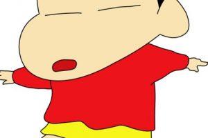 En un capítulo, un niño le regala a Rini (Chibiusa) un llavero del popular personaje Shin- Chan y actúa como él frente a ella. Este personaje también pertenece al mismo estudio de la serie. Foto:Toei